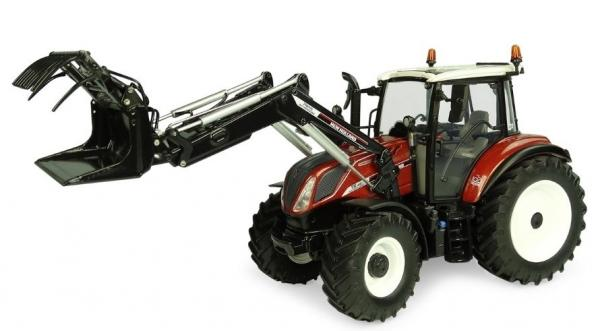 New Holland T5.120  CENTENARIO avec chargeur frontal