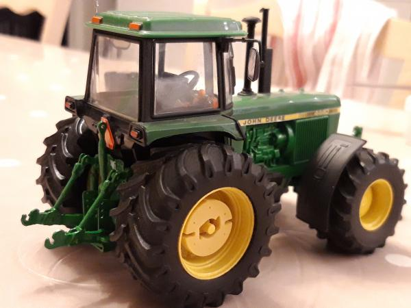 Modification 4440 John deere