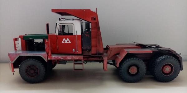 Modification camion 1/24