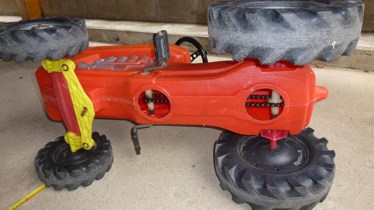 cobrite pour massey ferguson tracteur a pedale porteur. Black Bedroom Furniture Sets. Home Design Ideas