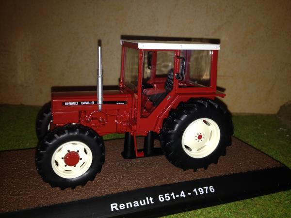 renault 651 4 autre tracteurs simples occasion. Black Bedroom Furniture Sets. Home Design Ideas