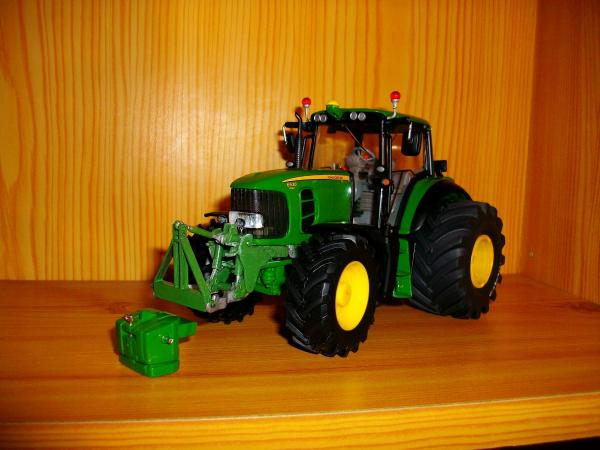 tracteur john deere 6930 wiking tracteurs simples occasion. Black Bedroom Furniture Sets. Home Design Ideas