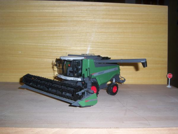 moissonneuse  FENDT 5255L