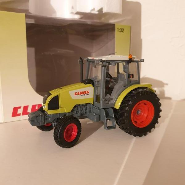 CLAAS 446 modification 2 roues motrices uh