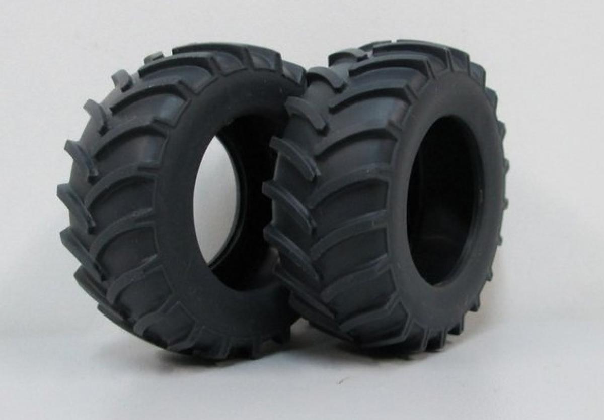 2 pneus avant pour tracteur fendt 718 vario du fabricant siku 30164 2 siku pi ces. Black Bedroom Furniture Sets. Home Design Ideas