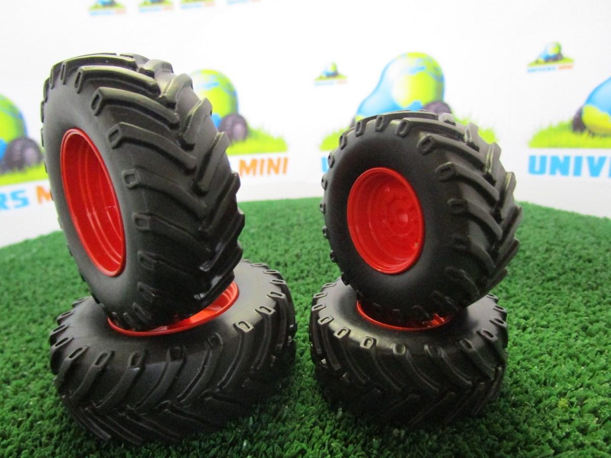 4 pneus 2 arri re et 2 avant jantes pour tracteur claas arion 530 universal hobbies 4100. Black Bedroom Furniture Sets. Home Design Ideas
