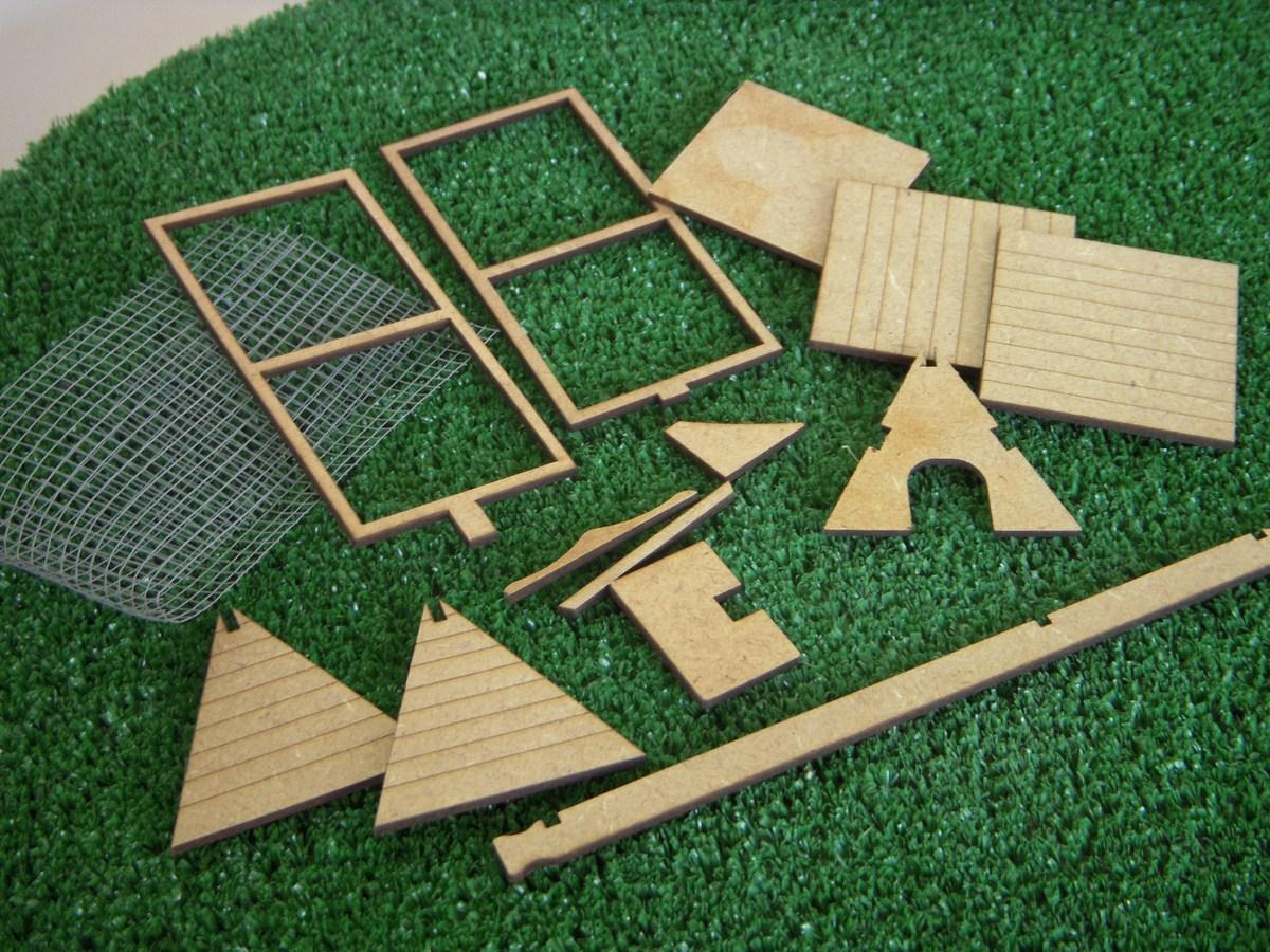 Poulailler en kit monter fb062 hollylovestoys - Poulailler en kit ...