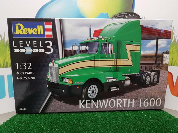 KENWORTH T600 (maquette)