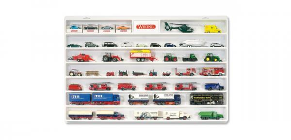 Display for cars and trucks