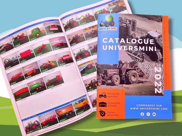 catalogo UniversMini 2022