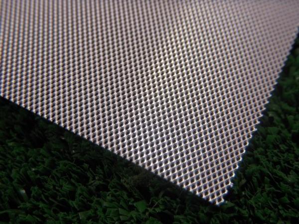 Grille aluminium (fine) pour représentation de grillage ...