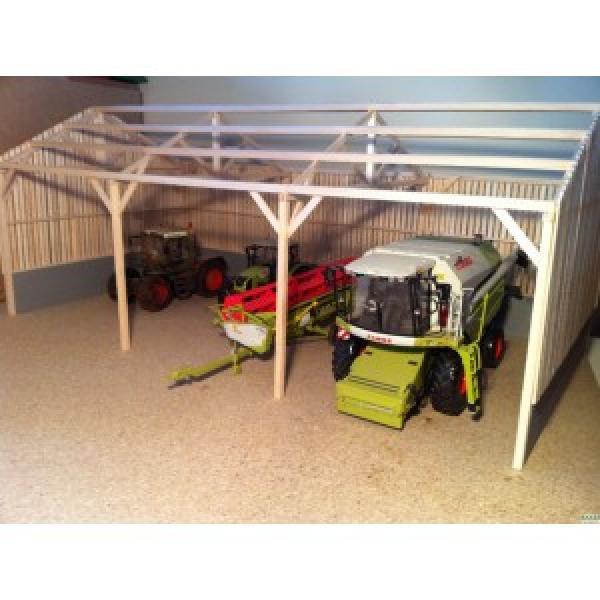 b timent en bois 04 en kit 3 trav es avec bardage bois bb04 k 3t baa32 accessoires. Black Bedroom Furniture Sets. Home Design Ideas