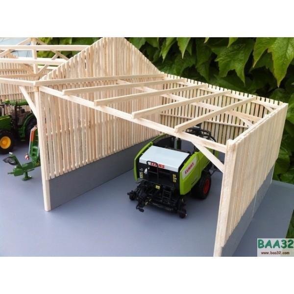 appentis pour b timent bois 04 en kit bb04 k 3t apt bb04 baa32 accessoires. Black Bedroom Furniture Sets. Home Design Ideas