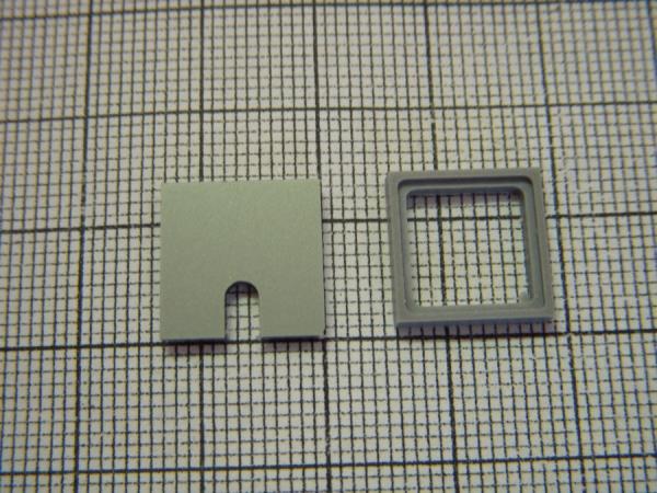 1 regard couvercle gris pour descente de goutti re rgd baa32 accessoires. Black Bedroom Furniture Sets. Home Design Ideas