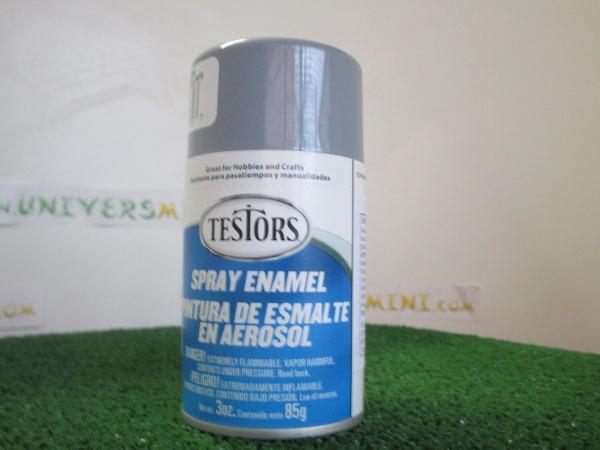 appr t gris en bombe 85 grammes pour pr paration avant pon age et peinture 1237 testors 6. Black Bedroom Furniture Sets. Home Design Ideas