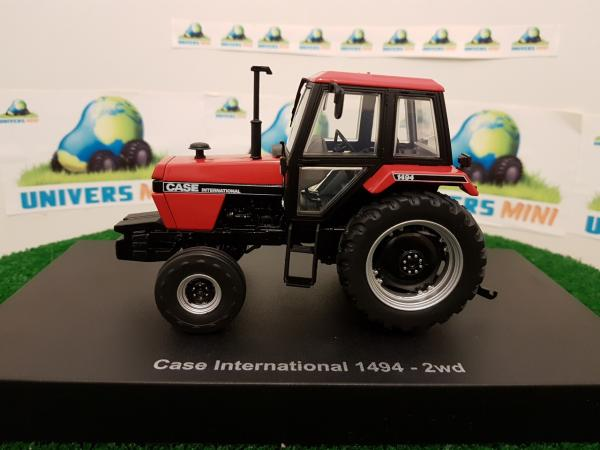 CASE IH International 1494 2 roues motrices